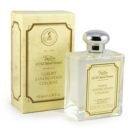 Profumeria Lorenzi Milano-Taylor of Old Bond Street Colonia sandalwood 100ml