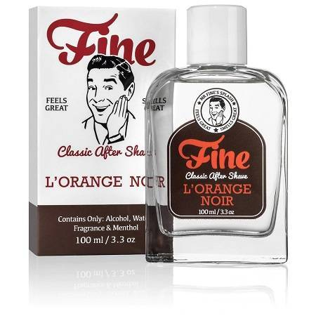 Profumeria Lorenzi Milano-Rivenditore L'Orange Noir Aftershave Fine Accoutrements