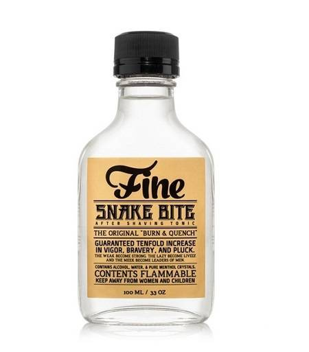 Profumeria Lorenzi Milano-Rivenditore Snake Bite Aftershave Fine Accoutrements